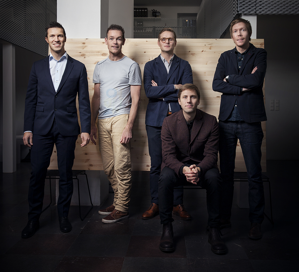 The BAUX founding partners (2)