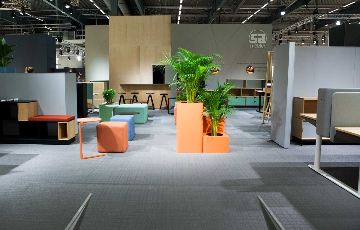 BOLON at Stockholm Furniture Fair 2016