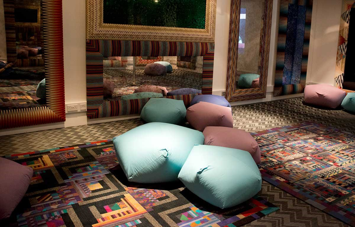 BOLON Missoni - London Fashion and Textile Museum