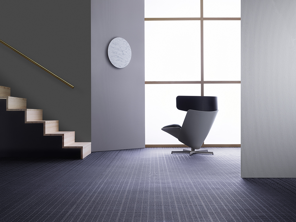 BOLON By You Grid Grey Lavender Gloss