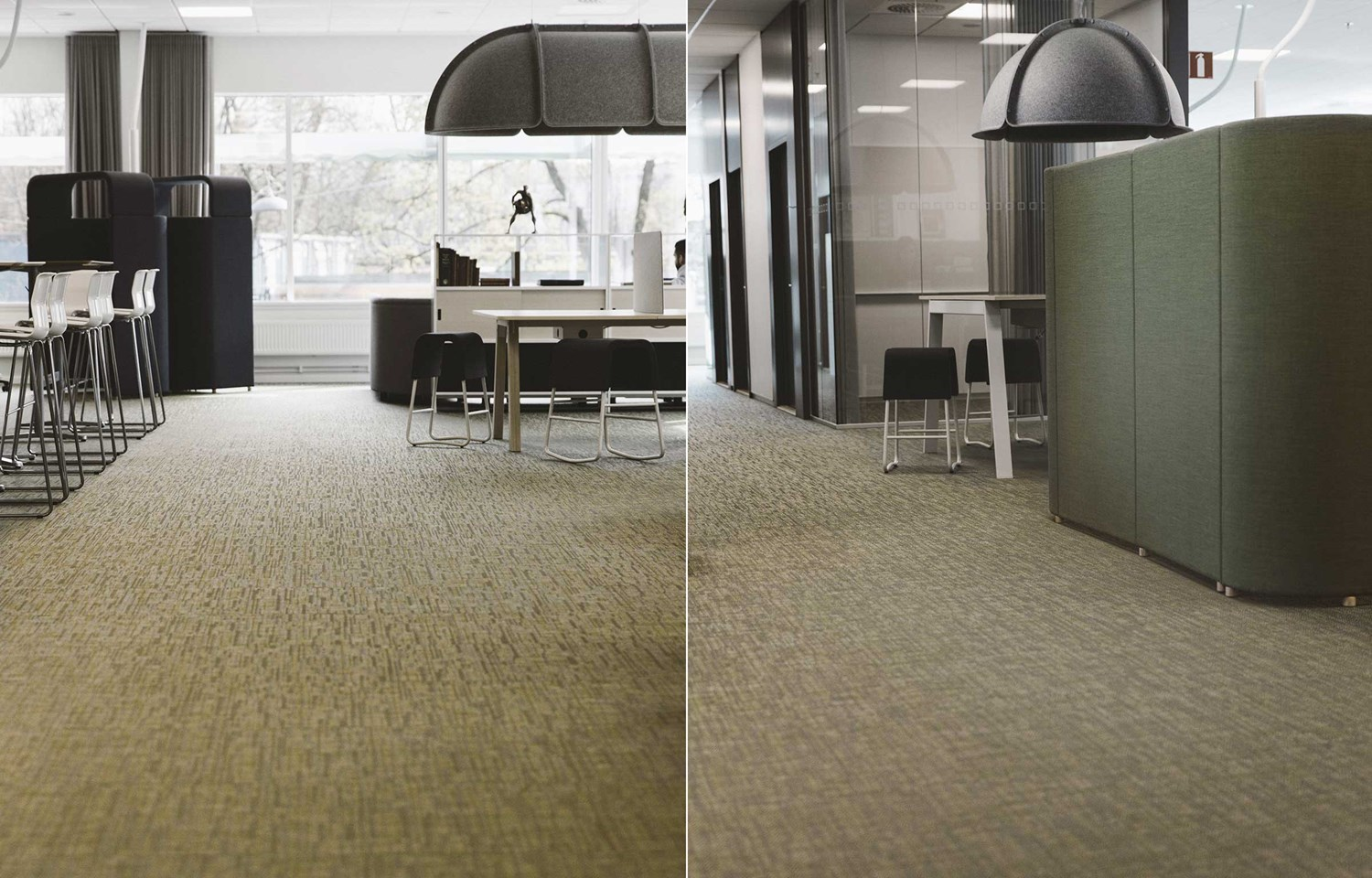 Sustainable flooring at green park the andrew group for Sustainable flooring