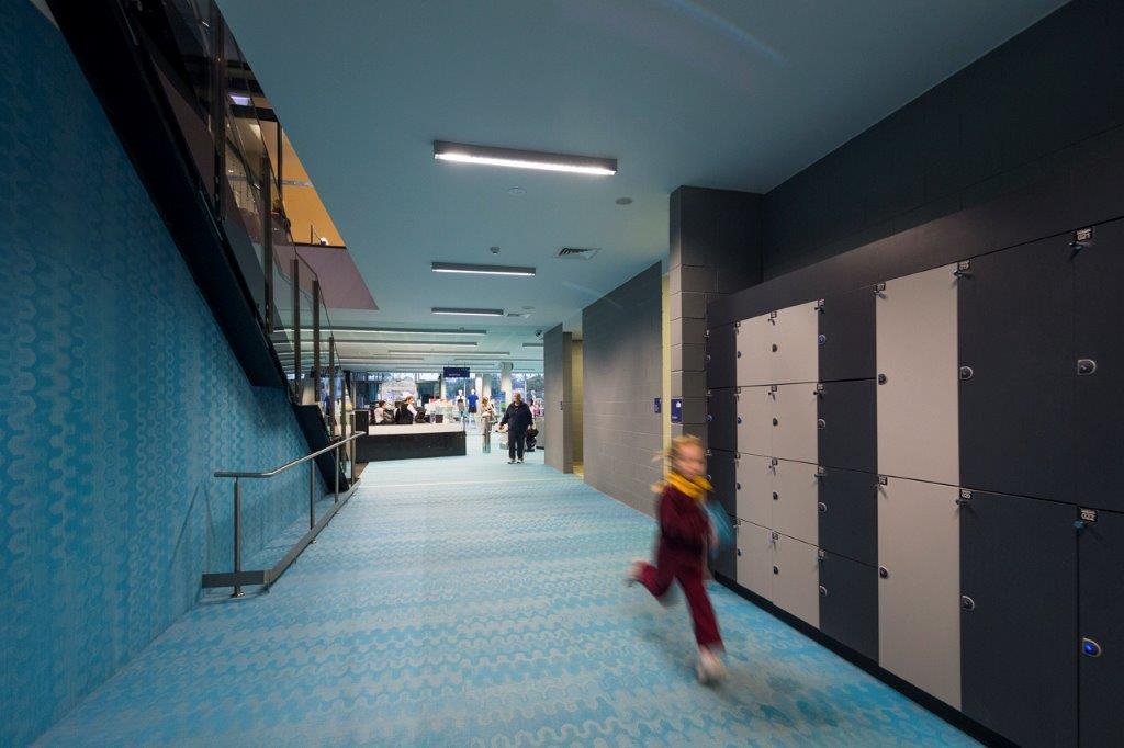 Frankston Aquatic Centre - Missoni Optical Turquoise 1 (1)