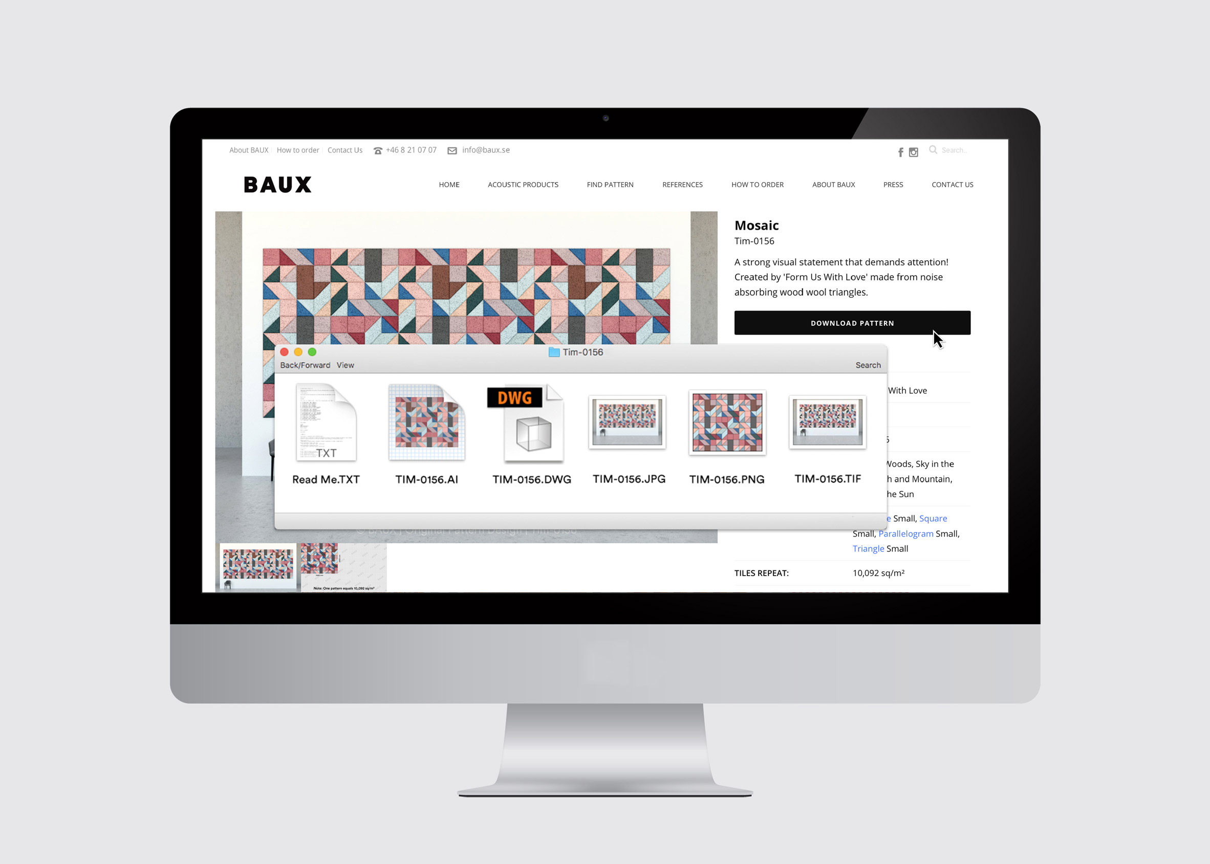 BAUX Pattern Tool Digital Library (3)