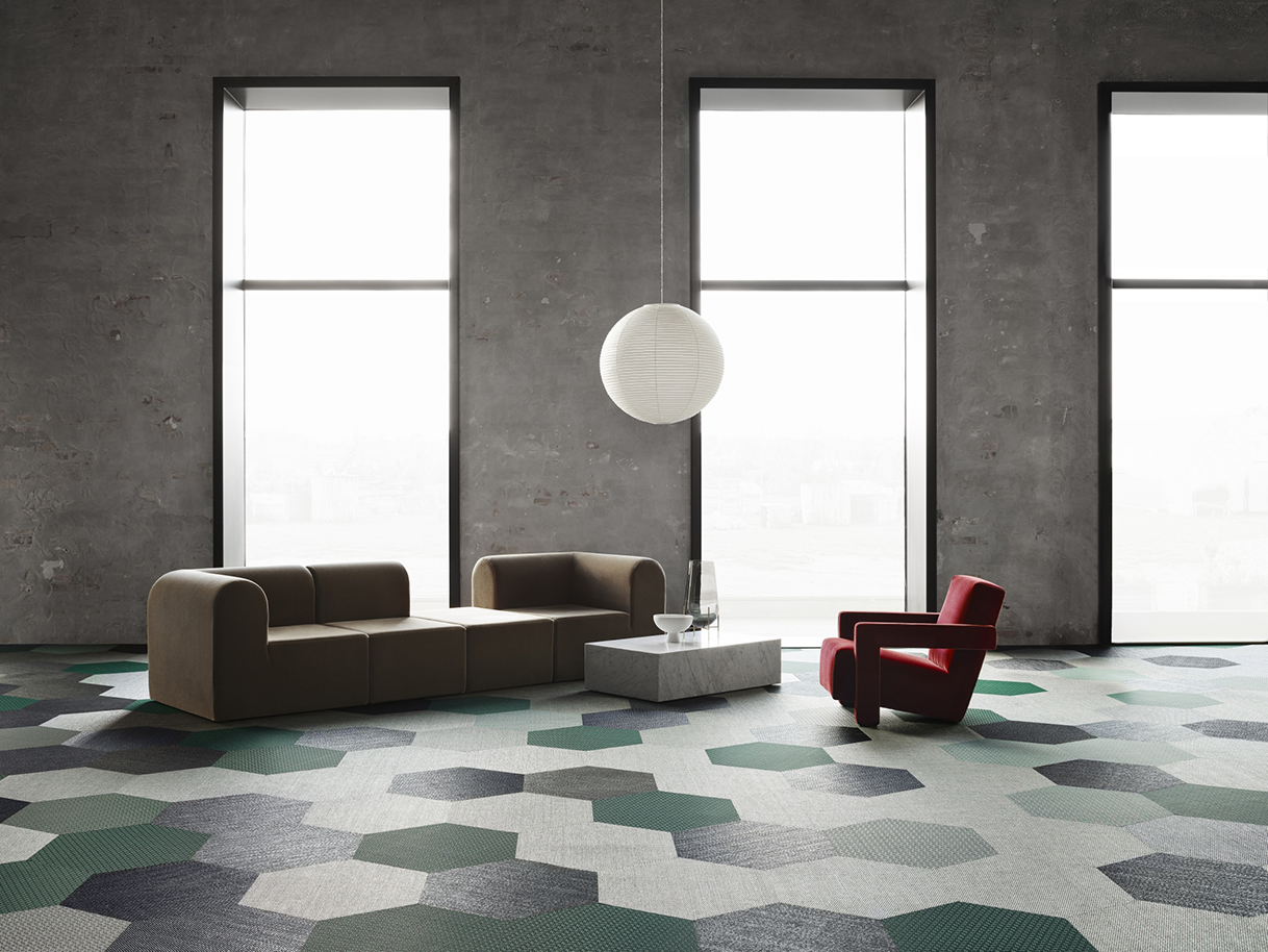 Bolon Studio Hexagon