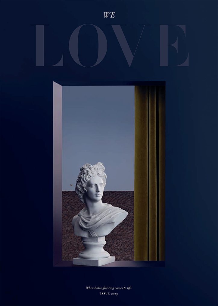 Bolon We Love Magazine 2019 Cover