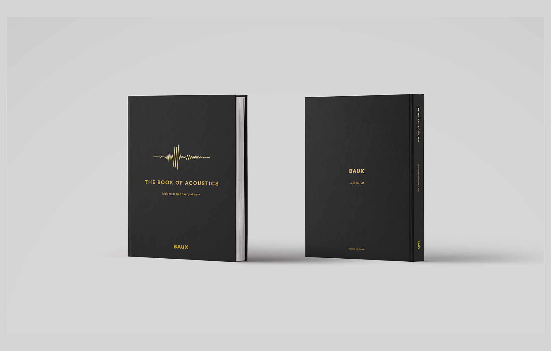 Front and Back - The Book of Acoustics