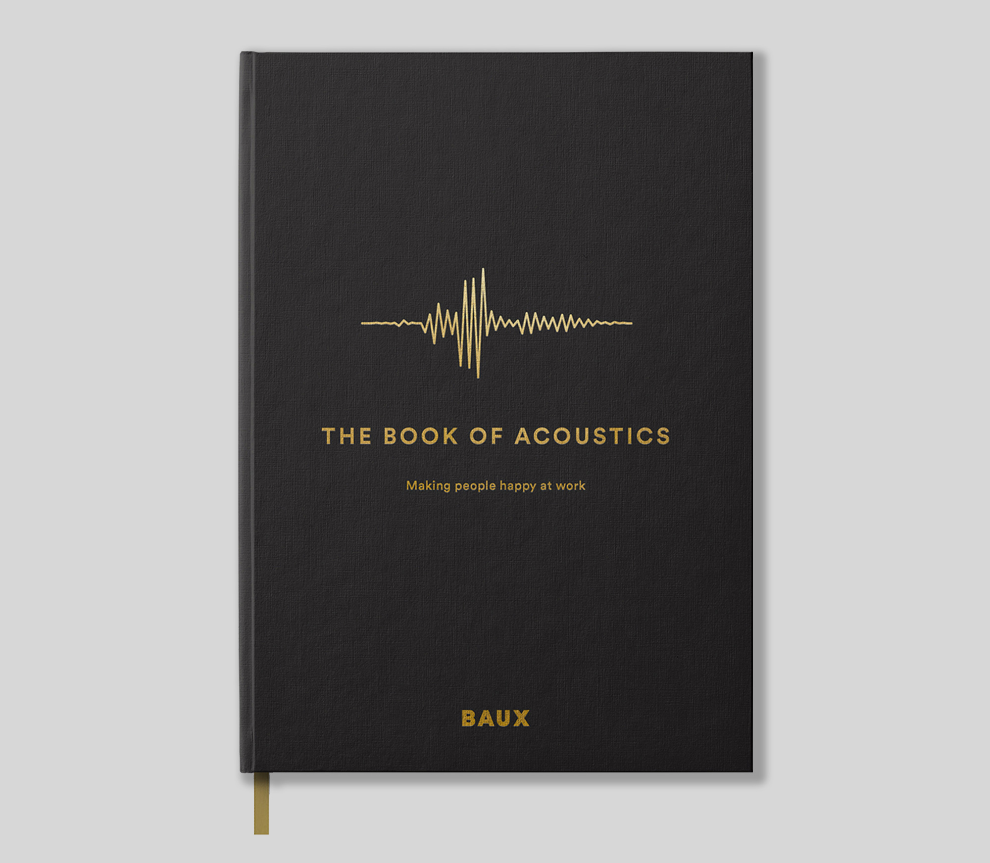 The Book of Acoustics